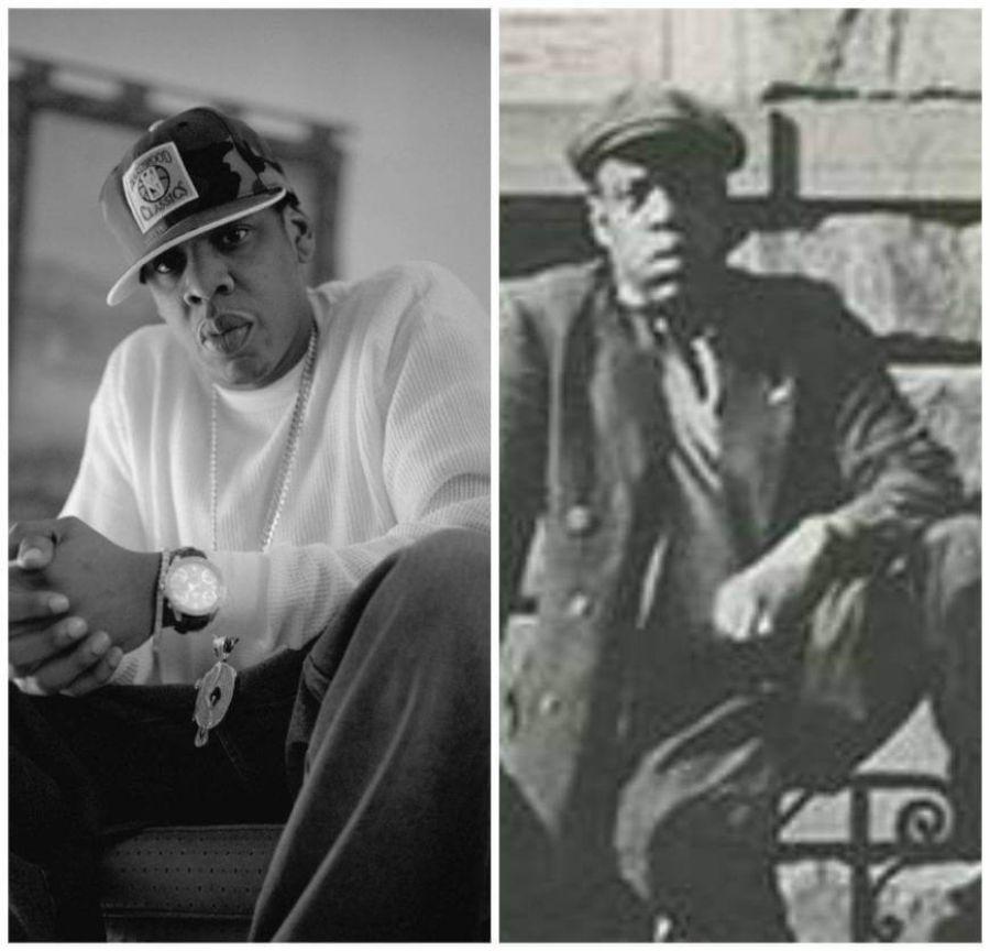 4. Jay-Z Veio Do Passado E Essa Imagem É Prova Disso