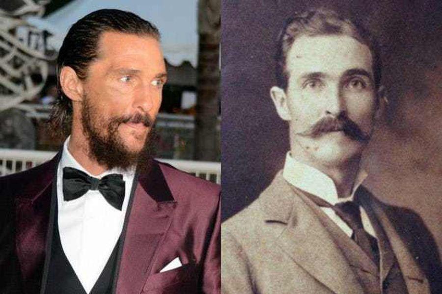 3. Matthew McConaughey E Seu Irmão Gêmeo Das Antigas