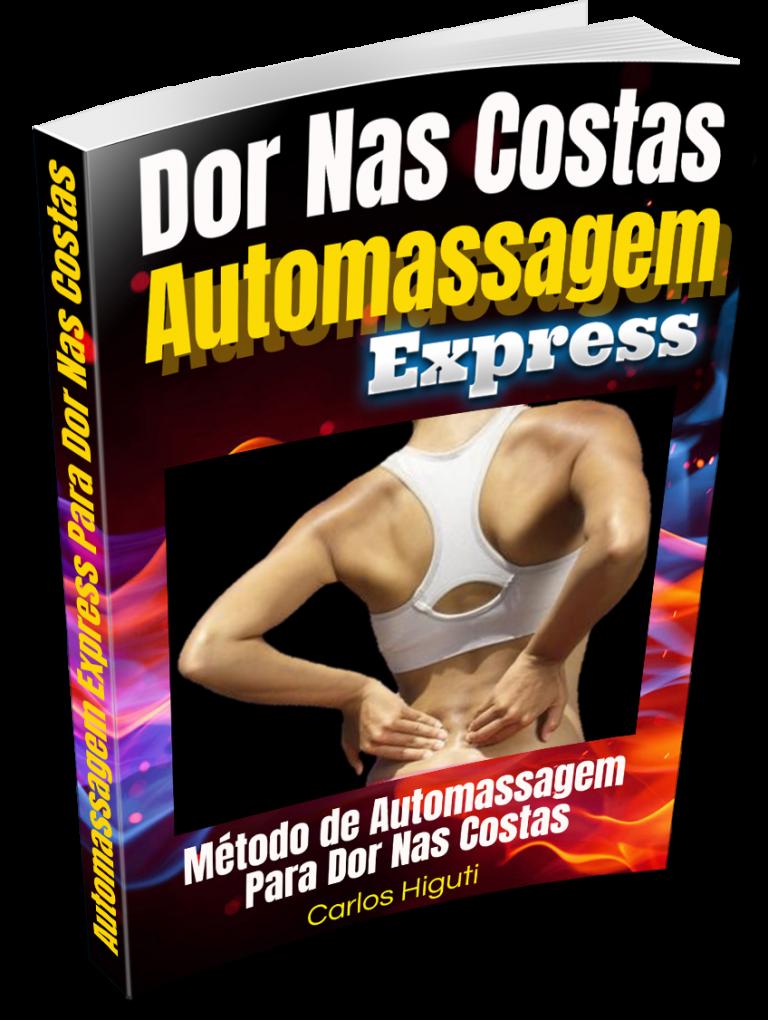 Automassagem Express para dor nas costas