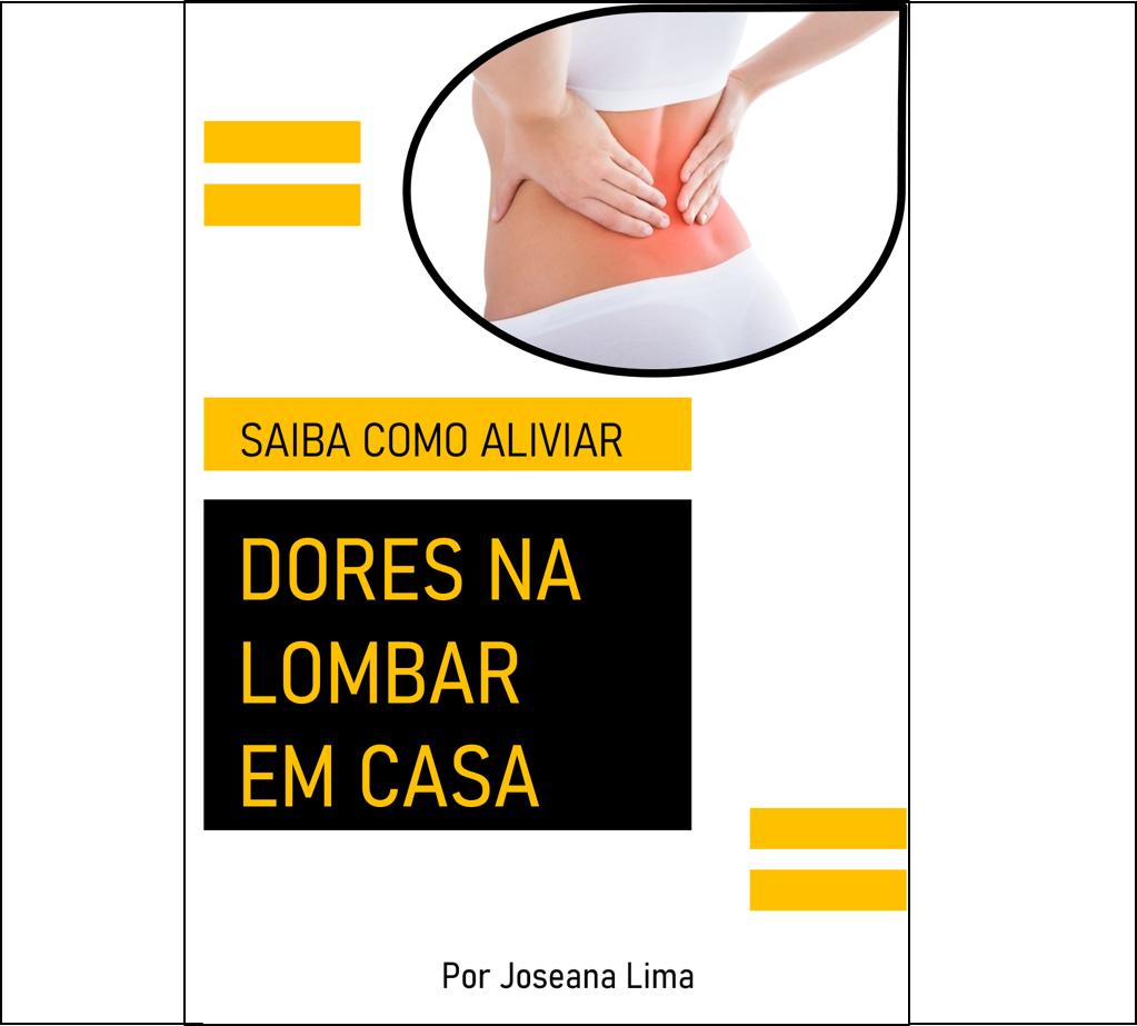 Alivie suas dores na lombar em casa