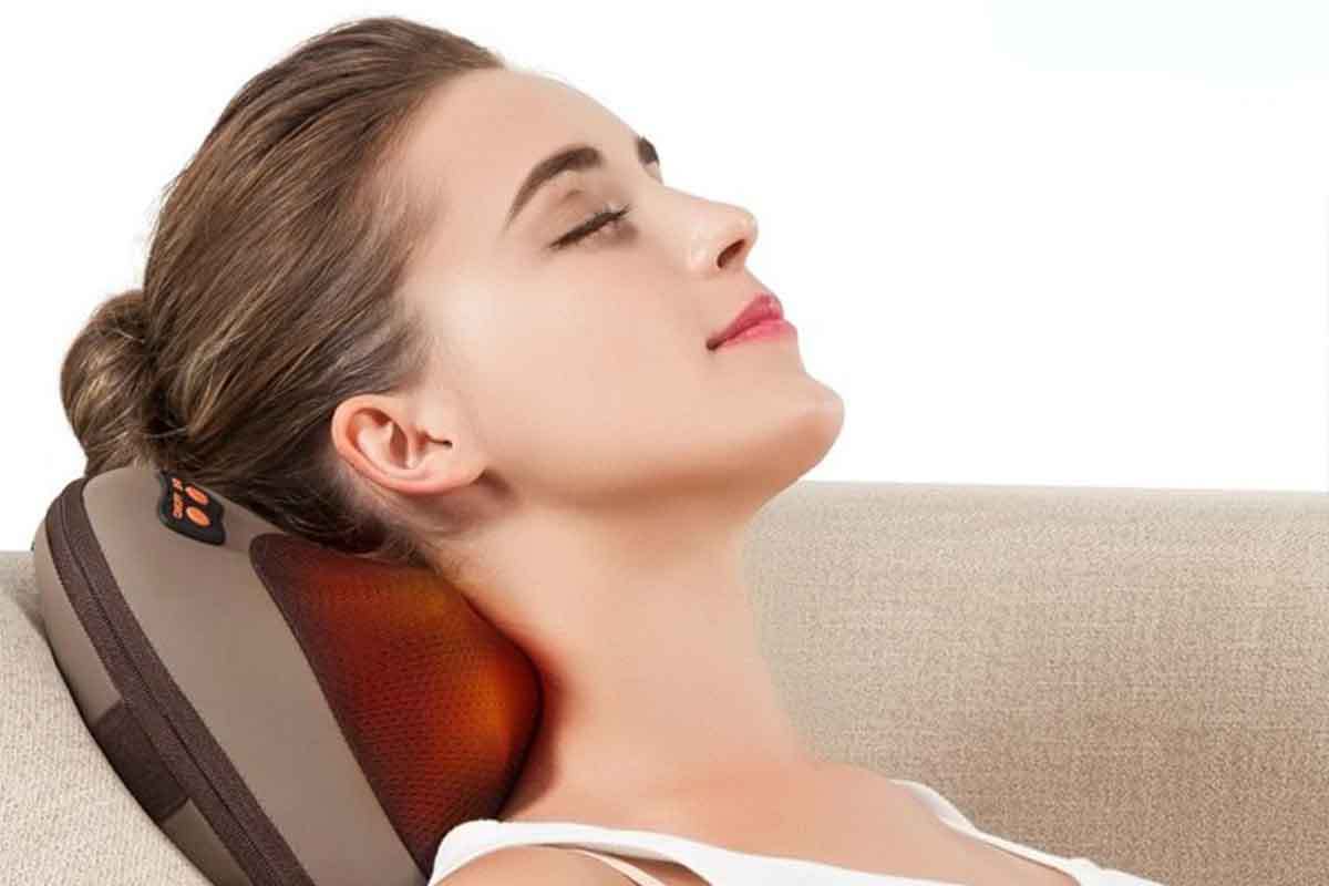 MASSAGEADOR  3D RELAX