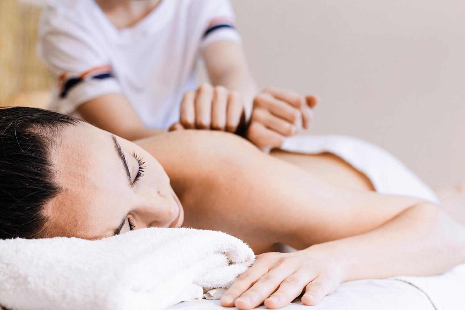 Aprenda a Fazer Massagem